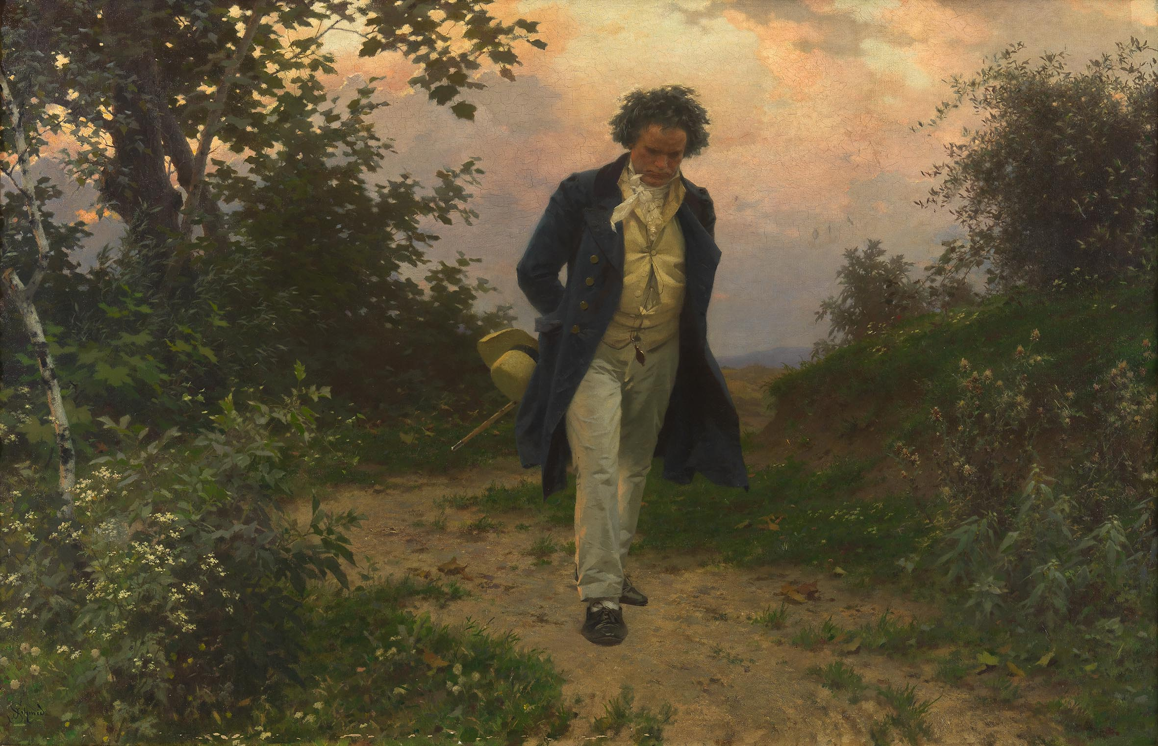 Beethoven's third Symphony 'Eroica' op 55 (First movement