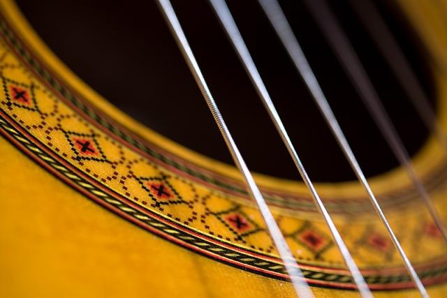 Classical Guitar Wallpaper