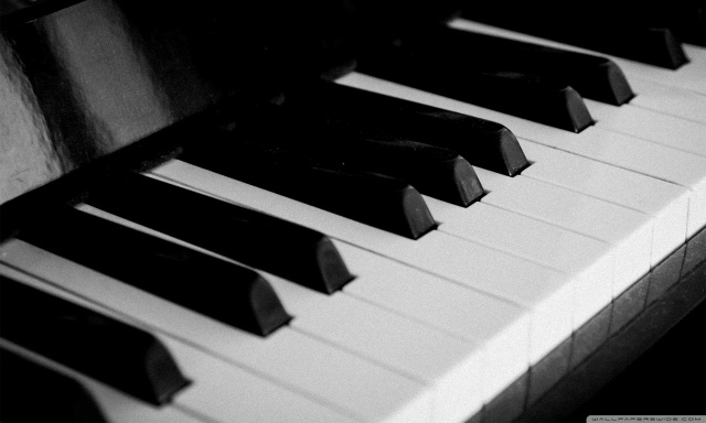Piano Wallpaper 2