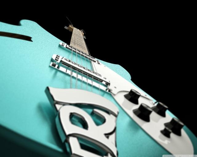 Elec Guitar HD Wallpaper
